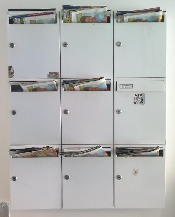 почтовые ящики со спамом и без